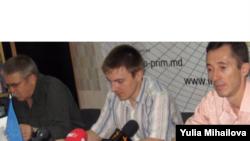 Prezentarea raportului APEL la conferința de presă