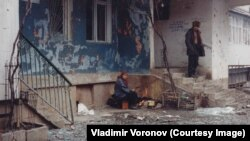 Штурм Грозного, фото: Владимир Воронов