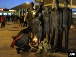 Тихая скорбь. Так в Испании отмечают годовщины взрывов в Мадриде
