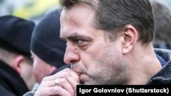 Екс-радник п'ятого президента Петра Порошенка Юрій Бірюков