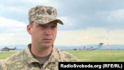 Сергій Бірковський, командир роти, «кіборг»