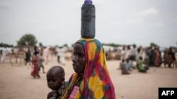 Izbeglice u Nigeriji, ilustrativna fotografija