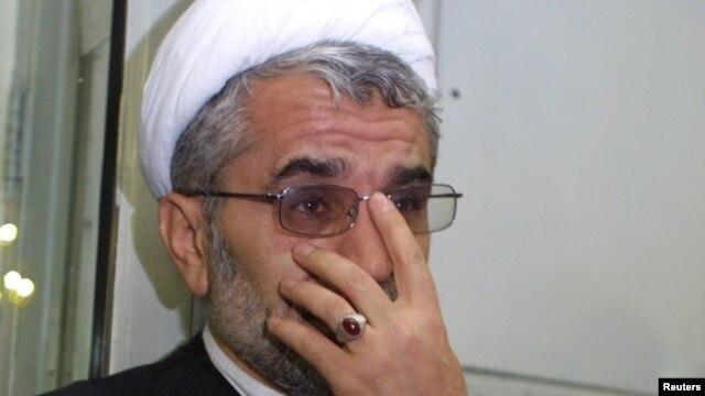 Former Iranian Interior Minister Abdollah Nouri