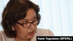 Тамара Симахина, адвокат. Алматы, 24 желтоқсан 2012 жыл