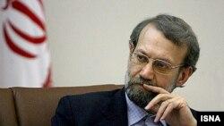 علی لاریجانی؛ رئیس مجلس ایران