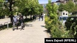 Ulice Prištine (5. maj 2020)