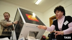 Для того чтобы они могли осуществить свое конституционное право, в каждом районе Абхазии были открыты избирательные участки