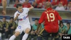 После проигрыша испанской команде со счетом 1:4 России будет трудно выйти в четвертьфинал
