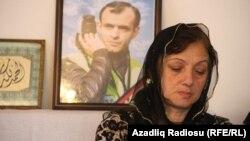 Мать Расима Алиева Тейфура Алиева