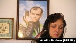 Мать Расима Алиева - Тейфура Алиева