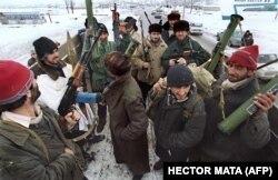 Грозный, 21 декабря 1994 года