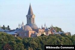 Палац турецьких султанів Топкапи