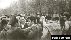 Чирчикское побоище (апрель 1968)