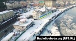 Річковий вокзал у Києві
