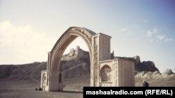 د هیلمند تاریخي دروازه