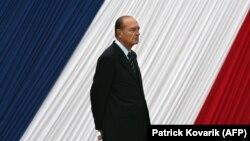 Ֆրանսիայի նախագահ Ժակ Շիրակը 2006 թվականին