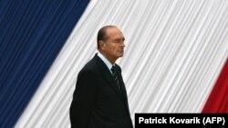 Франциянын экс-президенти, маркум Жак Ширак. 10-май, 2006-жыл. Париж.