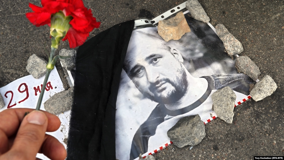 «Убийство» Бабченка, вербовки и контрабанда. Интервью с предполагаемым заказчиком покушения на журналиста