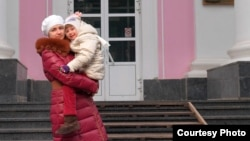 Родина Кондратюків з Вінниці, 2016 рік. Втратили медика-кіборга Олександра Кондратюка