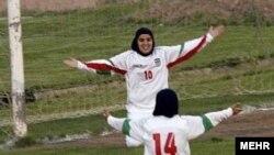 تیم ملی فوتبال زنان ایران با شکست هند به دور دوم مسابقات جام ملت های آسیا راه یافت