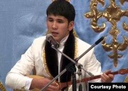 Дидар Қамиев, айтыскер ақын. Қарауыл ауылы, Шығыс Қазақстан облысы. 15 қыркүйек 2011 жыл.