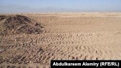 منطقة خيابر في ناحية النشوة ، البصرة