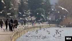 Архива - Охридско Езеро.