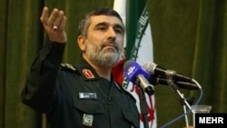 امیرعلی حاجیزاده، فرمانده نیروی هوافضای سپاه پاسداران انقلاب اسلامی