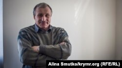 Mykola Semena has been charged with separatism and may be sentenced to five years in prison if convicted of separatism based on an article he wrote on his blog that was critical of Moscow's seizure of Crimea from Ukraine in 2014.
