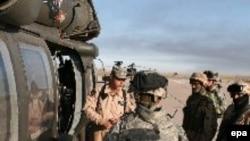 Среди американских солдат, побывавших в Ираке и Афганистане, 20 тысяч семейных пар