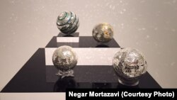 New York: Guggenheim Museum, Monir Shahroudy Farmanfarmaian: Infinite Possibility. Mirror Works and Drawings.