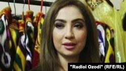 Известная узбекская певица Севинч Муминова.