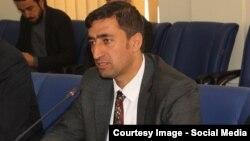 امام محمد وریماچ رئیس دارالانشای کمیسیون مستقل انتخابات افغانستان