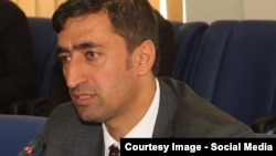 د افغانستان د انتخاباتو د خپلواک کمېسیون د دارلانشاه رئیس امام محمد وریماچ