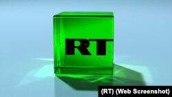 RT հեռուստաընկերության լոգոն