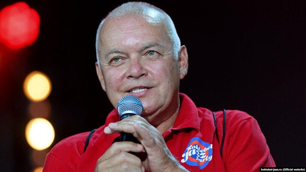 Дмитро Кисельов на фестивалі в Коктебелі. Архівне фото