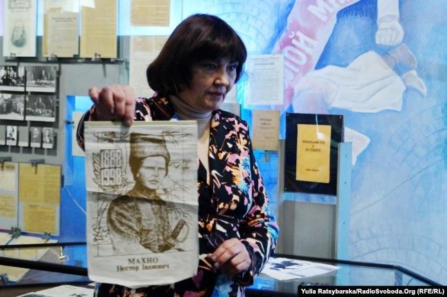 Історик Тетяна Цимлякова