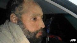 Сейф аль-Ислам, сын свергнутого ливийского лидера Муаммара Каддафи.