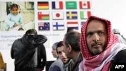 نازحون عراقيون الى سوريا