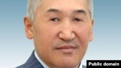 Депутат мажилиса парламента Казахстана Рамазан Сарпеков.
