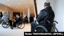 А Грузия тем временем так и не ратифицировала Конвенцию ООН по защите прав людей с ограниченными возможностями