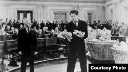 Кадр из фильма «Мистер Смит едет в Вашингтон»