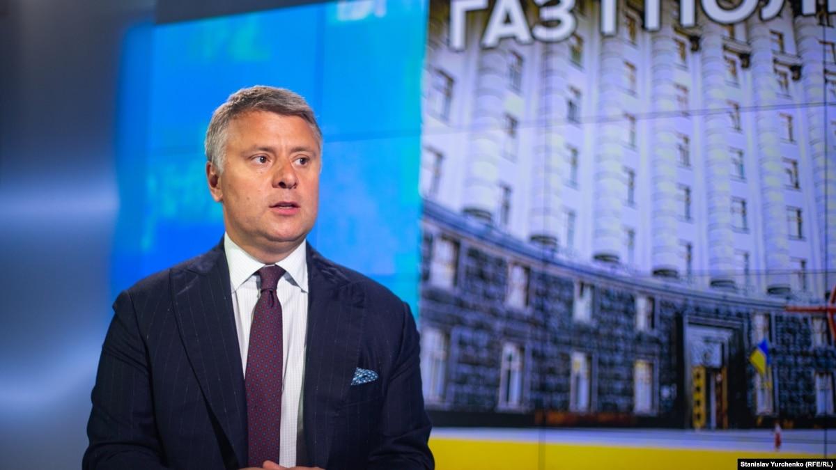 Газовых контрактов с Россией еще нет – Витренко