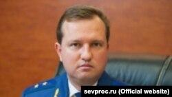 Бывший российский прокурор Севастополя Игорь Шевченко