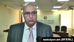 Председатель КРОУ Гарегин Баграмян (архив)