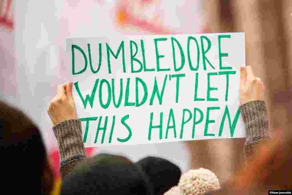 """""""Dumbledore buna imkan verməyəcək"""""""