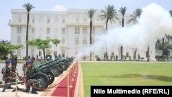 Президент Сисинин инаугурациясы, Каир, 08.06.2014