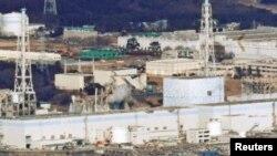 """Аварийная АЭС """"Фукусима-Дайичи"""" в Японии"""