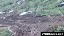 Жалпак-Таш айыл аймагындагы кооптуу жер.