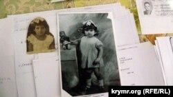 Діляря Ісмаїлова в дитинстві